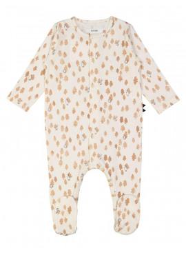 pyjama tree huggers ecru P'tit Filou