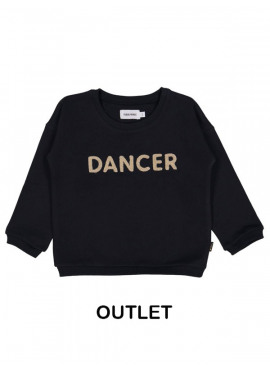 sweater dancer zwart Filou&Friends