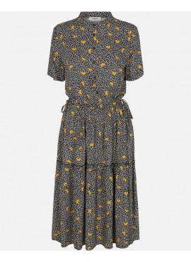 Leia Dress Aop