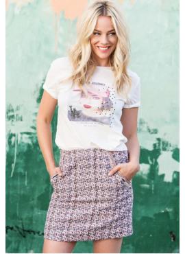 Esqualo skirt - sp19.32016