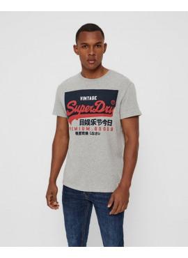tshirt van superdry - m1000059a