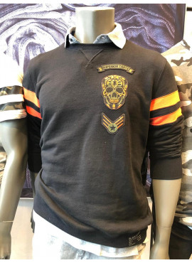 Black&Gold sweater SW69 MILITARDOS