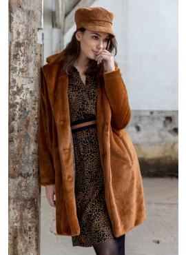 Fur coat van Geisha -98504