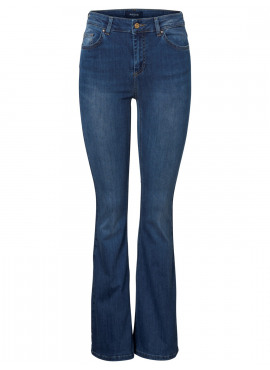 jeans van pieces - delly boot