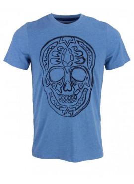 t-shirt van black&gold - TS55