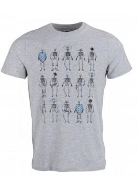t-shirt van black&gold - TS57