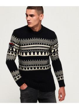 sweater van superdry - m61001nr
