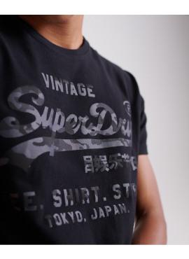 t-shirt van Superdry - M1010106A