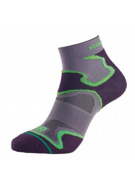 1000 MILE Fusion Anklet Sock W