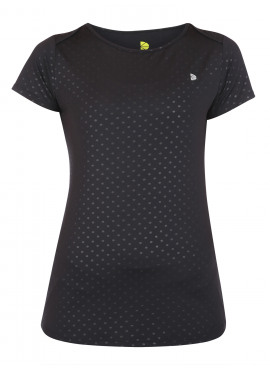 PURELIME Shadow Dot Tee W