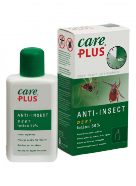 CARE PLUS Anti-Insect Deet 50% Lotion - 50ml