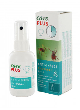 CARE PLUS Anti-Insect Natural Spray Citriodiol, 60ml