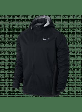 NIKE Shield Running Jacket Hooded Zoned M