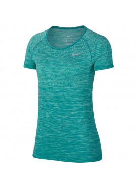 NIKE Dri-Fit Knit Top SS W