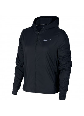 NIKE Shield Convertible Hooded Running Jacket W