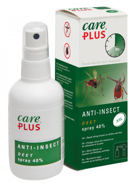CARE PLUS Anti-Insect Deet 40% Spray - 200ml