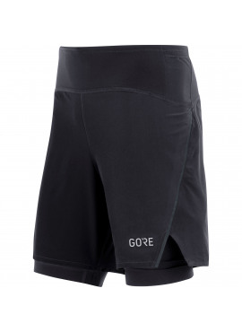 GORE WEAR R7 2 In 1 Shorts M