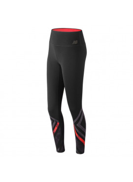 NEW BALANCE High Rise Transform Printed Tight W