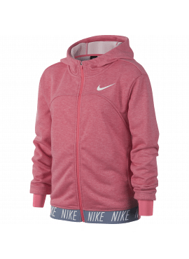 NIKE Dry Hoodie Full Zip Studio Kids (Girls)