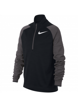 NIKE Dry LS Top Half Zip Kids (Boys)