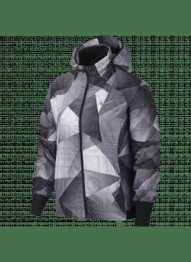 NIKE Hooded Printed Shield Jacket W
