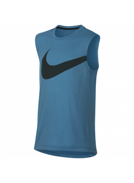 NIKE Breathe Top Sleeveless Hyper GFX Kids (Boys)