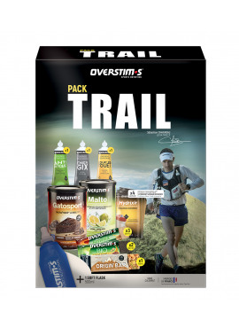 OVERSTIMS Trail Pack