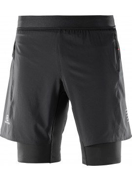 SALOMON Fast Wing Twinskin Short M