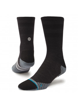 STANCE Run Uncommon Solids Wool Crew M