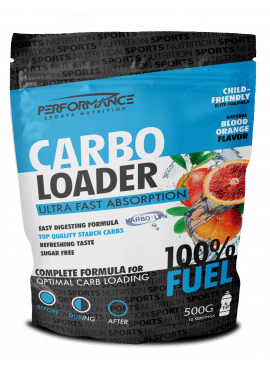 PERFORMANCE NUTRITION Carbo Loader 500g