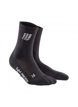 CEP Outdoor Light Merino Mid-Cut Socks M
