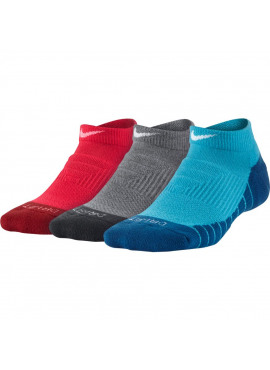 NIKE Dry Cushion No-Show Sock (3 Pair) Kids