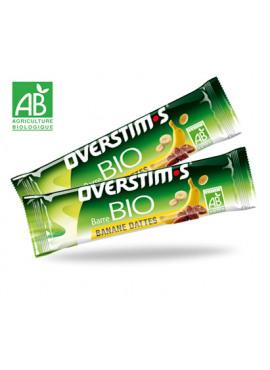 OVERSTIMS Barre Bio Banaan - Dadel