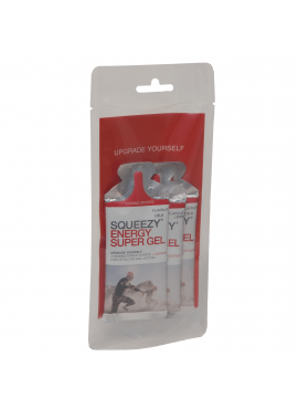 SQUEEZY Energy Super Gel Mini Pack 3x33g