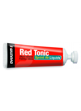 OVERSTIMS Red Tonic Liquide