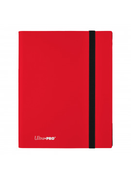 Eclipse Pro Binder: Apple Red