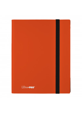 Eclipse Pro Binder: Pumpkin Orange
