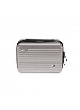 GT Luggage Deck Box: Silver