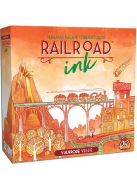 Railroad Ink: Rode Editie