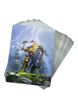 Warscroll Cards: Stomcast Eternals
