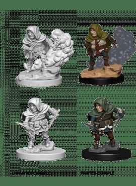Nolzur's Miniatures: Halfling Male Rogue