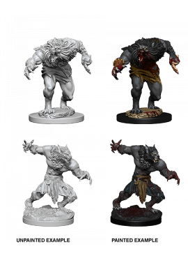 Nolzur's Miniatures: Werewolves