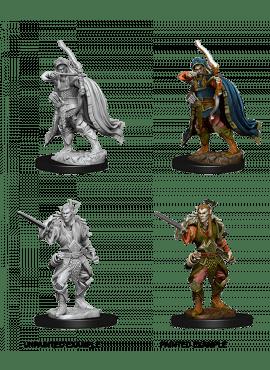 Nolzur's Miniatures: Male Elf Rogue