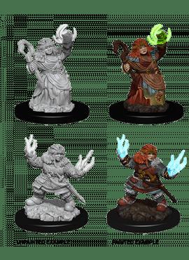 Deep Cuts: Female Dwarf Summoner
