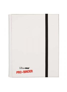 Pro Binder: White