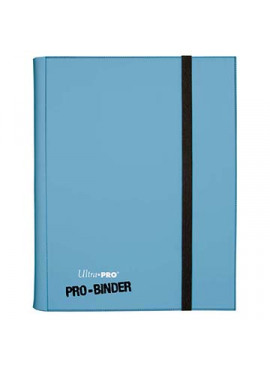 Pro Binder: Light Blue