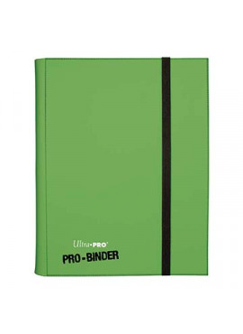 Pro Binder: Light Green