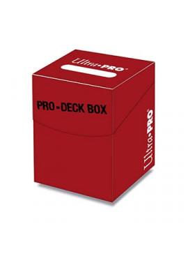 Pro Deckbox: Red