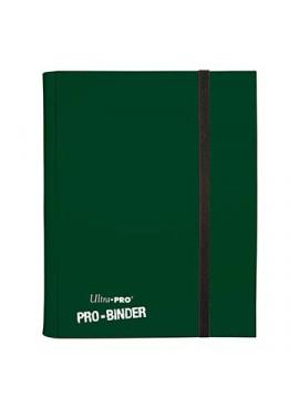 Pro Binder: Dark Green