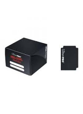 Pro Dual Deckbox: Black